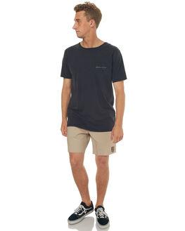 TARMAC MENS CLOTHING QUIKSILVER TEES - EQYKT03645KTA0