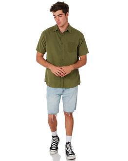 PRAIRE MENS CLOTHING RUSTY SHIRTS - WSM0834PRA