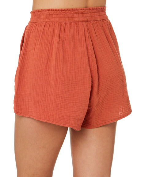 EARTH OUTLET WOMENS SWELL SHORTS - S8202233EART