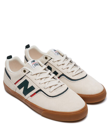 CREAM GREEN MENS FOOTWEAR NEW BALANCE SNEAKERS - NM306REVCGRN
