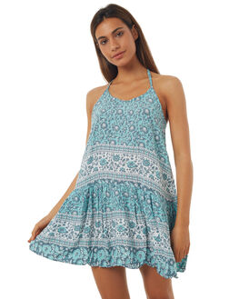 NIGHT MEADOW WOMENS CLOTHING O'NEILL DRESSES - 4421605NIG