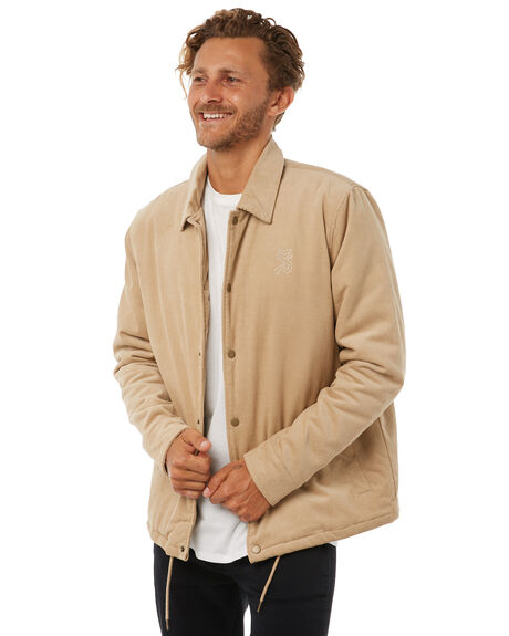 SAND OUTLET MENS SWELL JACKETS - S5183381SAND