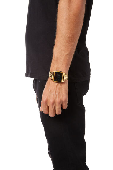 ALL GOLD MENS ACCESSORIES NIXON WATCHES - A1107502