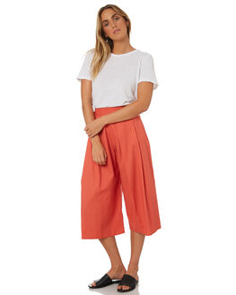 COPPER TAN WOMENS CLOTHING AFENDS PANTS - W184400CTAN