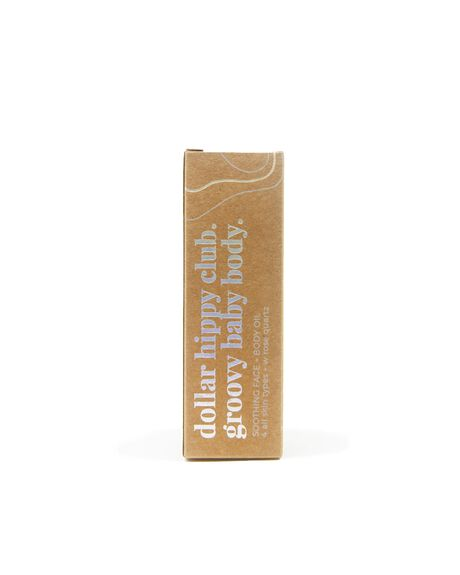 NATURAL HOME + BODY BODY DOLLAR HIPPY CLUB SKINCARE - DHC005O