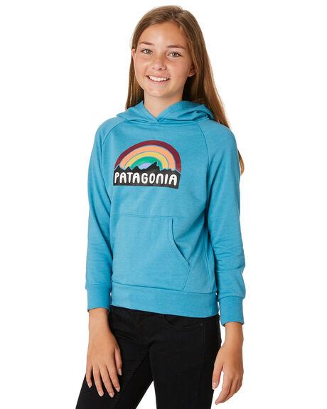 MAKO BLUE KIDS GIRLS PATAGONIA JUMPERS + JACKETS - 63030MABL