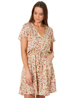 NATURAL WOMENS CLOTHING THE HIDDEN WAY DRESSES - H8201459NATRL