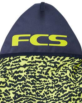 ICE YELLOW BOARDSPORTS SURF FCS BOARDCOVERS - BST-060-FB-IYEIYLW
