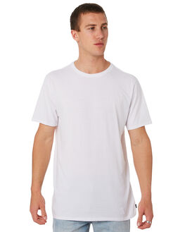WHITE MENS CLOTHING SWELL TEES - S5164001WHT