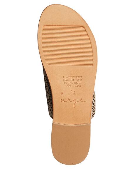 CHEETAH WOMENS FOOTWEAR URGE FASHION SANDALS - URG17063CHEET