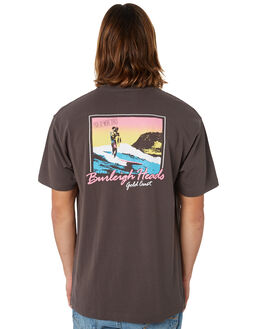 CHARCOAL MENS CLOTHING THE LOBSTER SHANTY TEES - LBSSUMMERCHARC