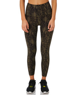 PYTHON PRINT WOMENS CLOTHING LORNA JANE ACTIVEWEAR - 071957PYTH