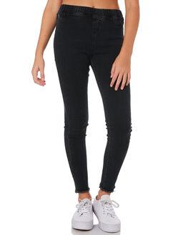 BLACK KIDS GIRLS EVES SISTER PANTS - 9531032BLK1