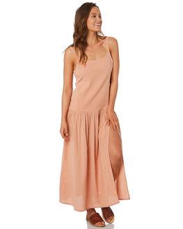 TERRACOTTA WOMENS CLOTHING ZULU AND ZEPHYR DRESSES - ZZ2773TER