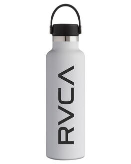 WHITE MENS ACCESSORIES RVCA DRINKWARE - RV-R182605-WHT