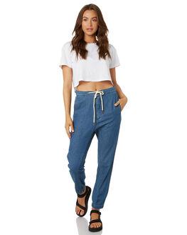 GRIND BLUE WOMENS CLOTHING RUSTY PANTS - PAL1154GDB