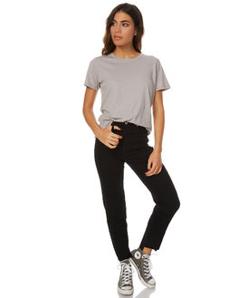 STONE WOMENS CLOTHING ASSEMBLY TEES - AS-SW1601STN