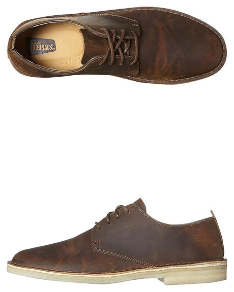 365548c88b Mens Desert London Leather Shoe