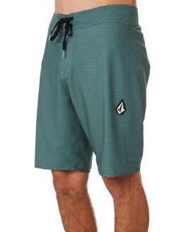 CEDAR GREEN MENS CLOTHING VOLCOM BOARDSHORTS - A0801900CDG