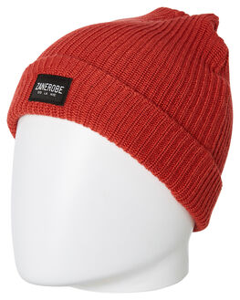 VINTAGE RED MENS ACCESSORIES ZANEROBE HEADWEAR - 909-TDKVRED