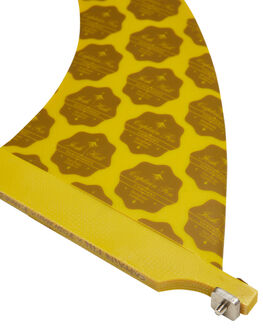 YELLOW BOARDSPORTS SURF CAPTAIN FIN CO. FINS - CFF0511802-YEL
