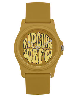 YELLOW WOMENS ACCESSORIES RIP CURL WATCHES - A3189G0010