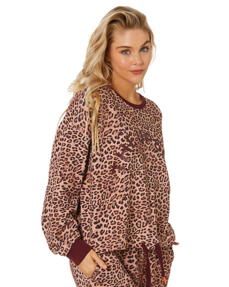 ANIMAL WOMENS CLOTHING THE UPSIDE ACTIVEWEAR - USW121082ANM