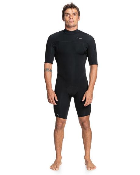 BLACK BOARDSPORTS SURF QUIKSILVER MENS - EQYW503027-KVD0