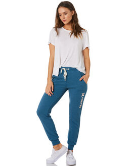 BLUE FORCE HTR WOMENS CLOTHING HURLEY PANTS - AGPTOC19436