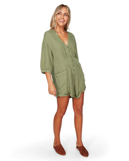 BOYSCOUT WOMENS CLOTHING BILLABONG PLAYSUITS + OVERALLS - BB-6592514-BSC