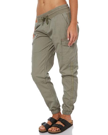 KHAKI WOMENS CLOTHING SWELL PANTS - S8172197KHAK