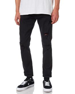 BLACK SMOKE MENS CLOTHING A.BRAND JEANS - 811242597