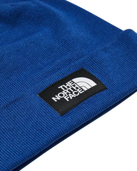TNF BLUE TNF BLACK MENS ACCESSORIES THE NORTH FACE HEADWEAR - NF0A3FNTEF1