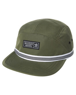 BASE GREEN MENS ACCESSORIES ADIDAS HEADWEAR - DH2564GRN