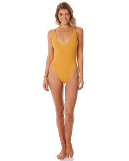 AMBER WOMENS SWIMWEAR AFENDS ONE PIECES - W183702-AMB
