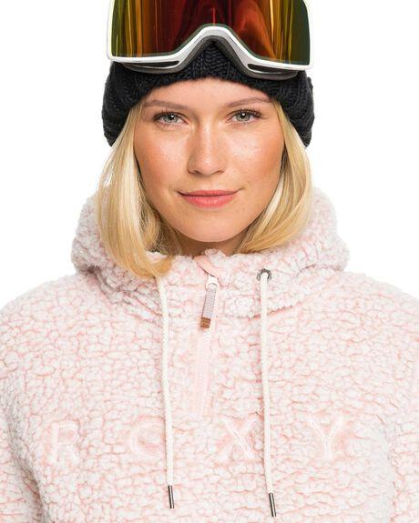 DUSTY ROSE WOMENS CLOTHING ROXY HOODIES + SWEATS - ERJFT04218-MKP0