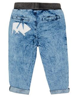 ACID BLUE KIDS BOYS RADICOOL DUDE PANTS - RD1120ABLU