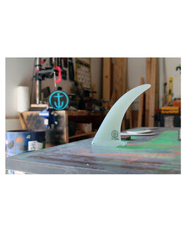 CLEAR BOARDSPORTS SURF CAPTAIN FIN CO. FINS - CFF0111505CLR