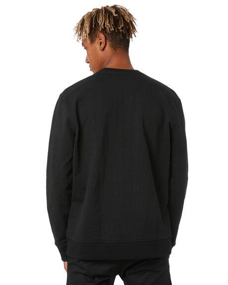 BLACK MENS CLOTHING PATAGONIA JUMPERS - 39543BLK
