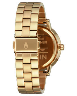 LIGHT GOLD MASALA WOMENS ACCESSORIES NIXON WATCHES - A0993006