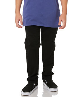 BLACK KIDS BOYS SWELL PANTS - S3193194BLACK
