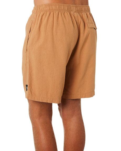 CAMEL MENS CLOTHING RUSTY SHORTS - WKM0975CAM