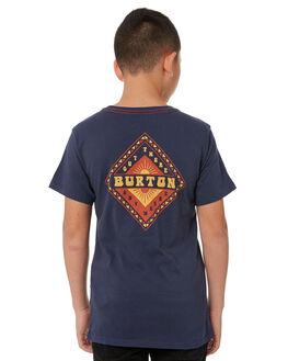 WINTER SKY HEATHER KIDS BOYS BURTON TOPS - 196571400