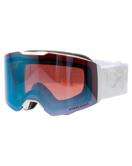 169372644ec Oakley Fall Line Factory Pilot Snow Goggle - Whiteout Prizm Saph ...