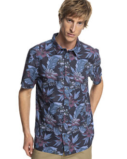 BLUE NIGHTS HOT FLWR MENS CLOTHING QUIKSILVER SHIRTS - EQYWT03753BST6
