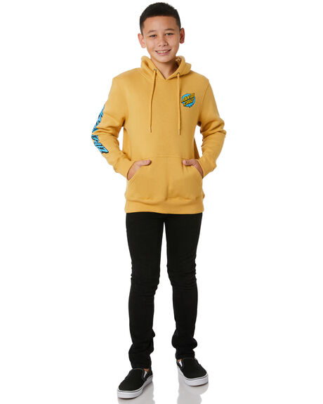 GOLDY KIDS BOYS SANTA CRUZ JUMPERS + JACKETS - SC-YFA0377GOLDY