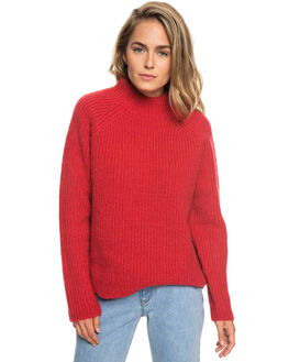 AMERICAN BEAUTY WOMENS CLOTHING ROXY KNITS + CARDIGANS - ERJSW03326-RPY0