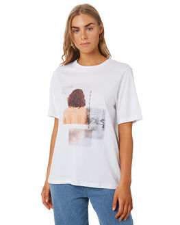 WHITE WOMENS CLOTHING THE FIFTH LABEL TEES - 402001075-11WHT