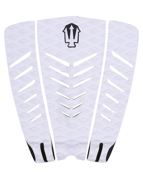 WHITE BOARDSPORTS SURF FAR KING TAILPADS - 1200WHITE