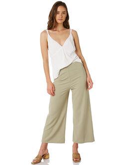 MOSS WOMENS CLOTHING RHYTHM PANTS - JAN20W-PA02MOSS
